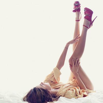 Kick your heelsup
