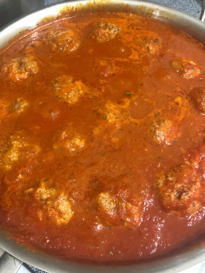 Eat | Melty Meatballs